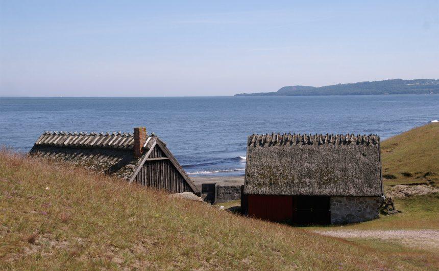 Baltic Coast, Haväng, Skåne, Sweden