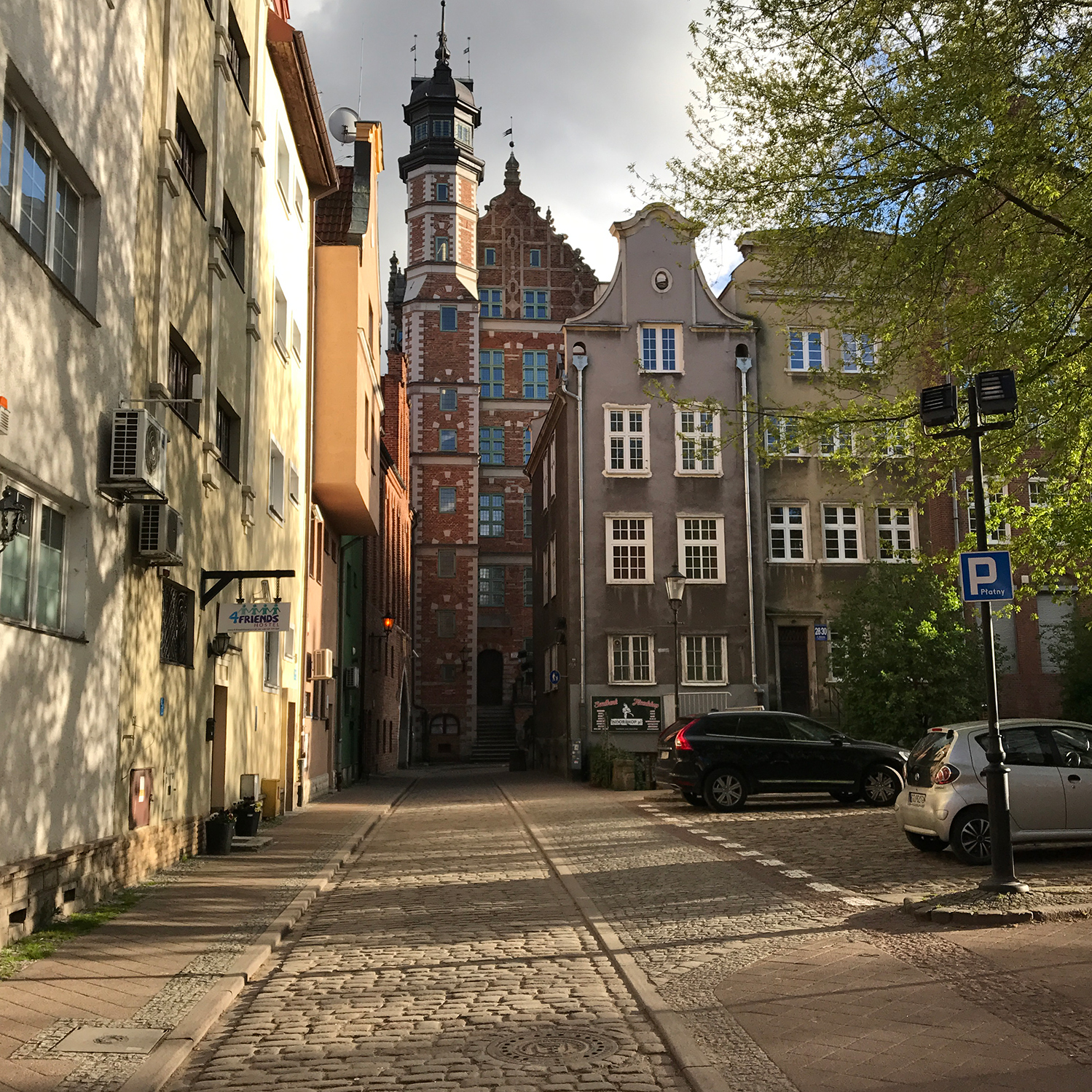 Ul. Mydlarska, Gdańsk