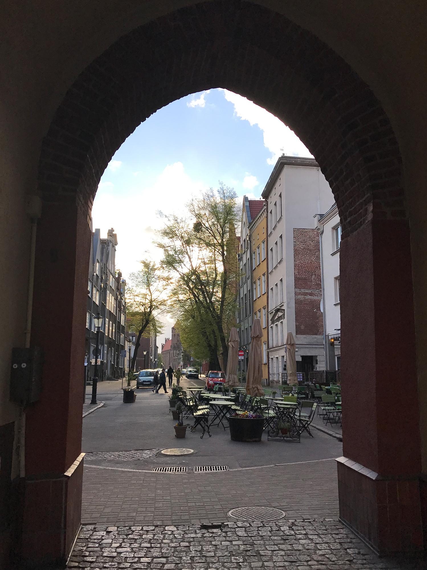 Ul. Świętojańska, Gdańsk