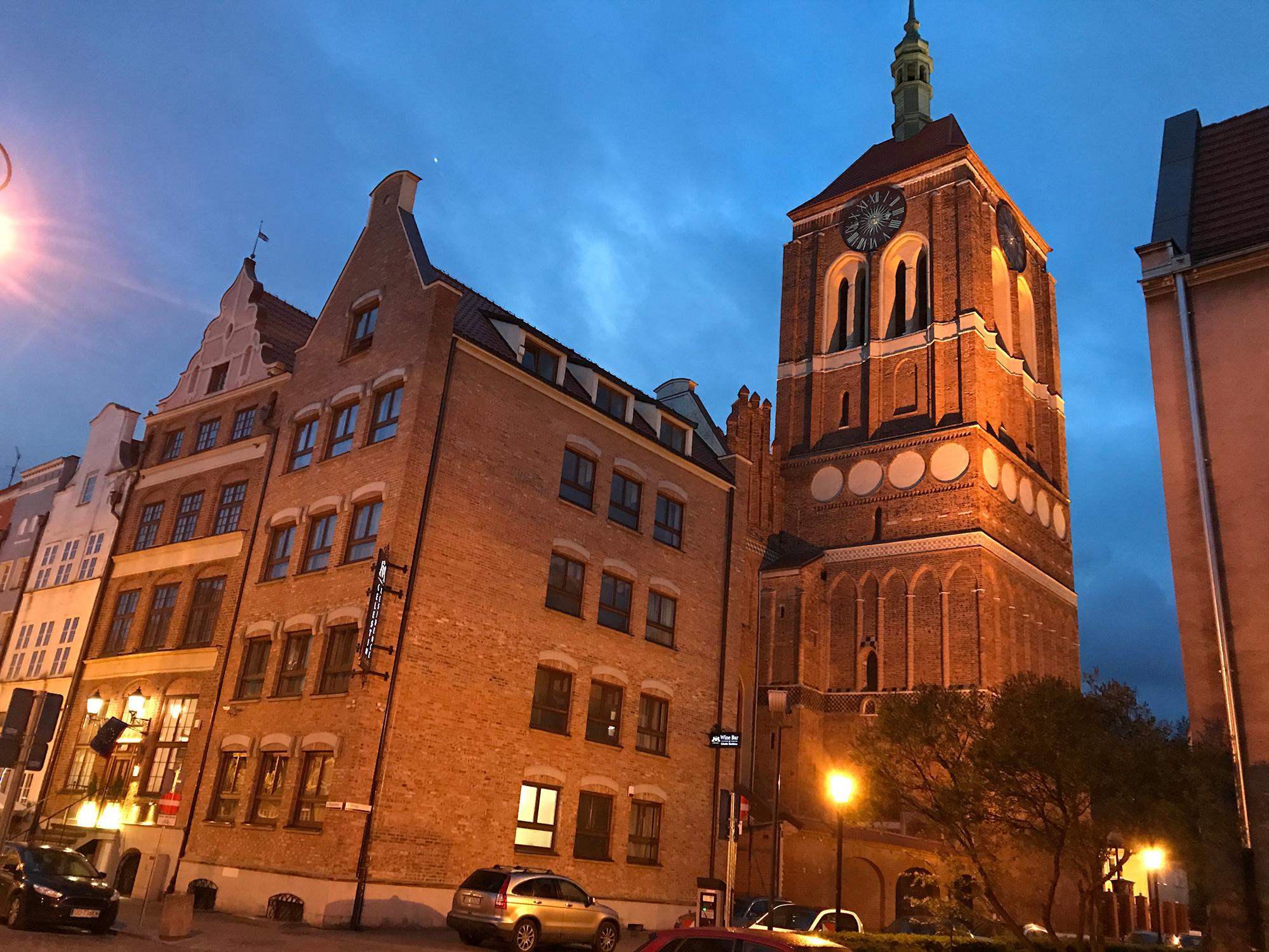 Kościół św. Jana (St John's Church), Gdańsk
