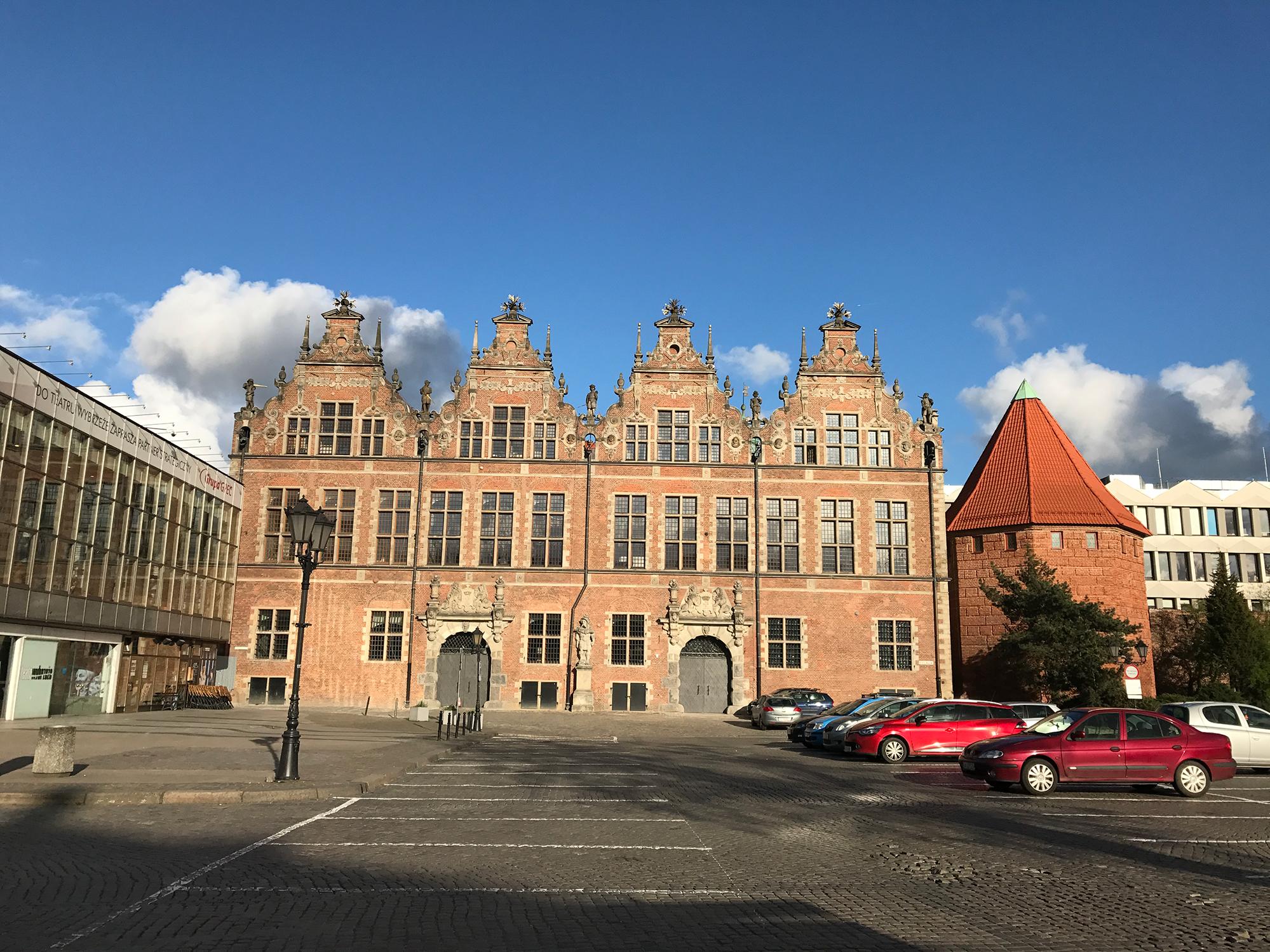 Wielka Zbrojownia (Great Armoury), Gdańsk