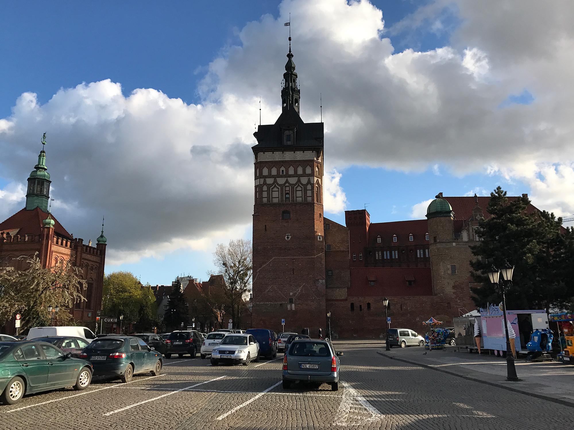 Katownia (torture house), Targ Węglowy, Gdańsk