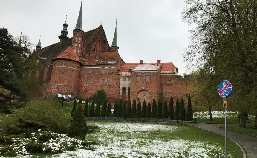 Cathedral Hill, Frombork
