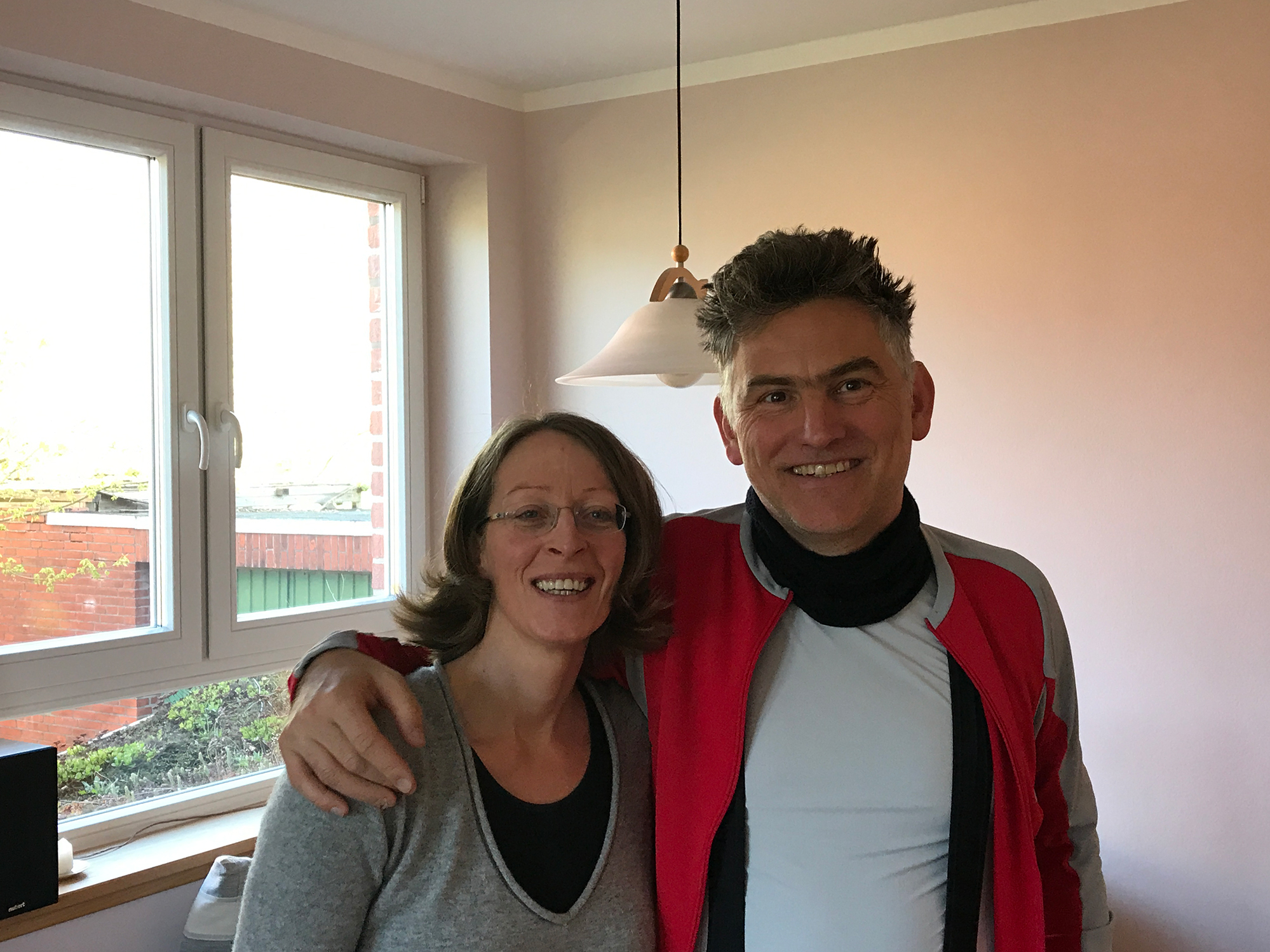 Bernard and Andrea, Lüneburg