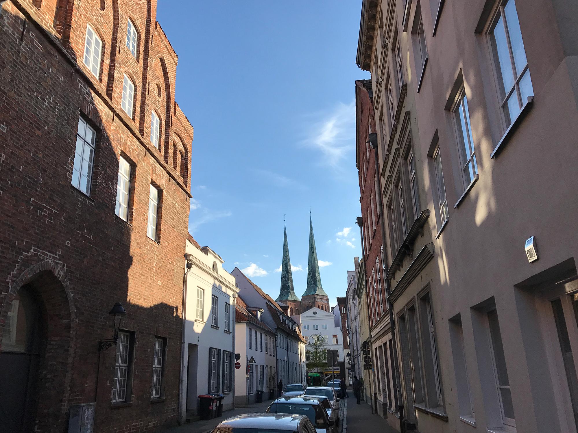 Sankt-Annen-Straße, Lübeck