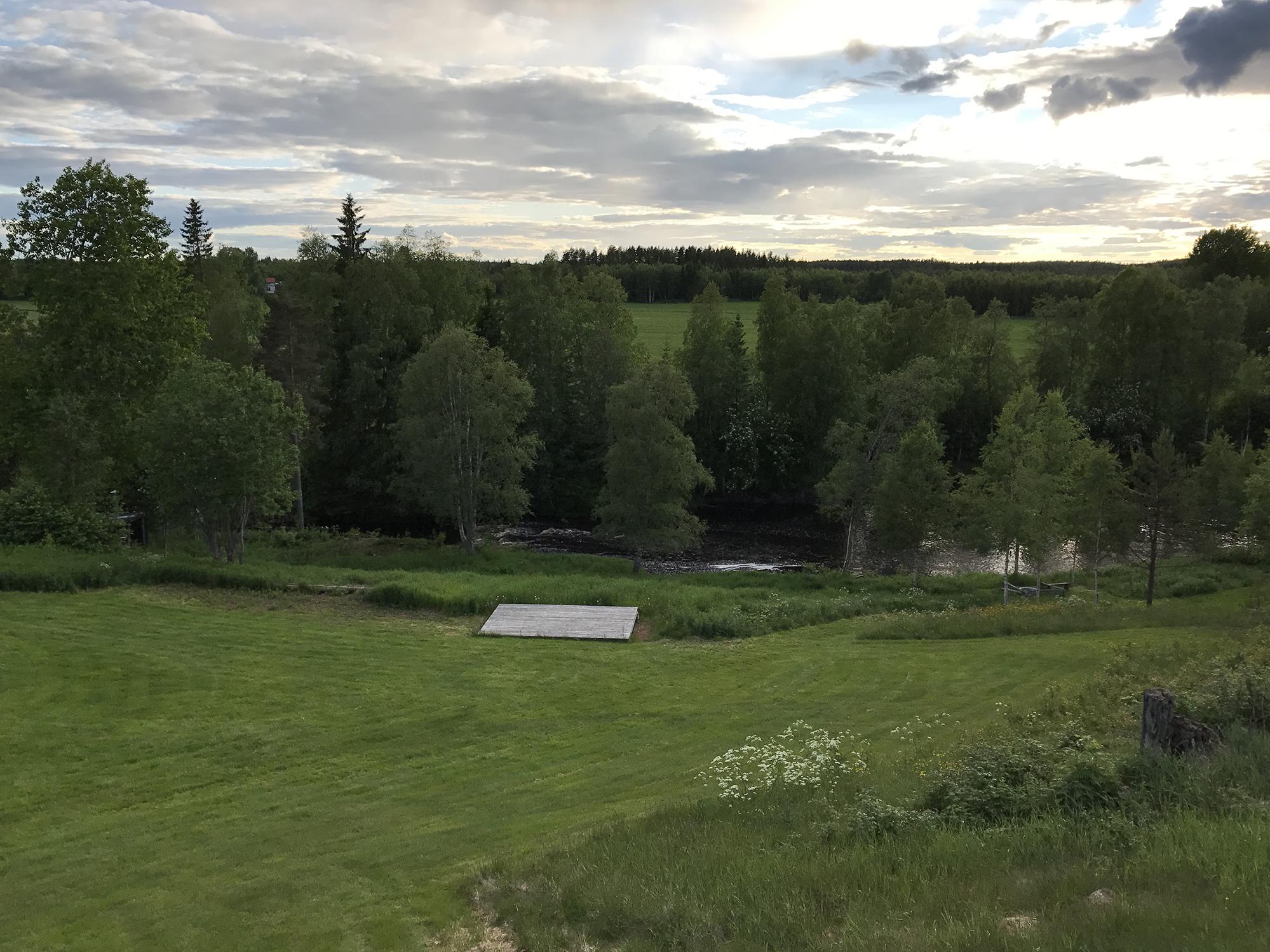 Lufta Camping in Ånäset