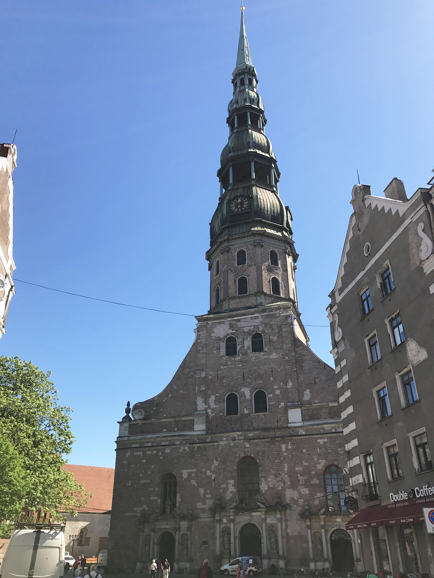 Svētā Pētera baznīca (St Peter's church), Rīga