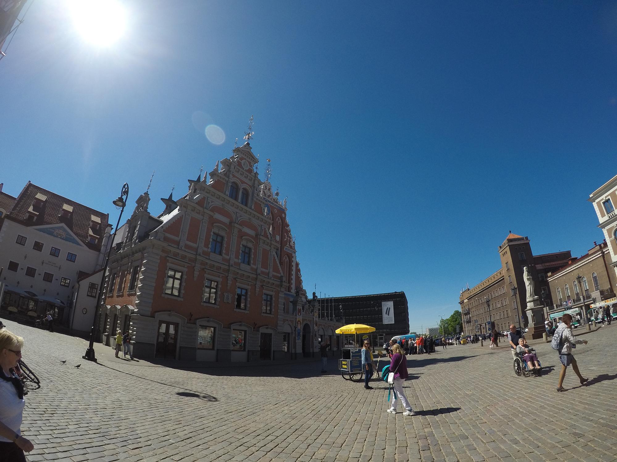 Rātslaukums (Town Hall Square), Rīga