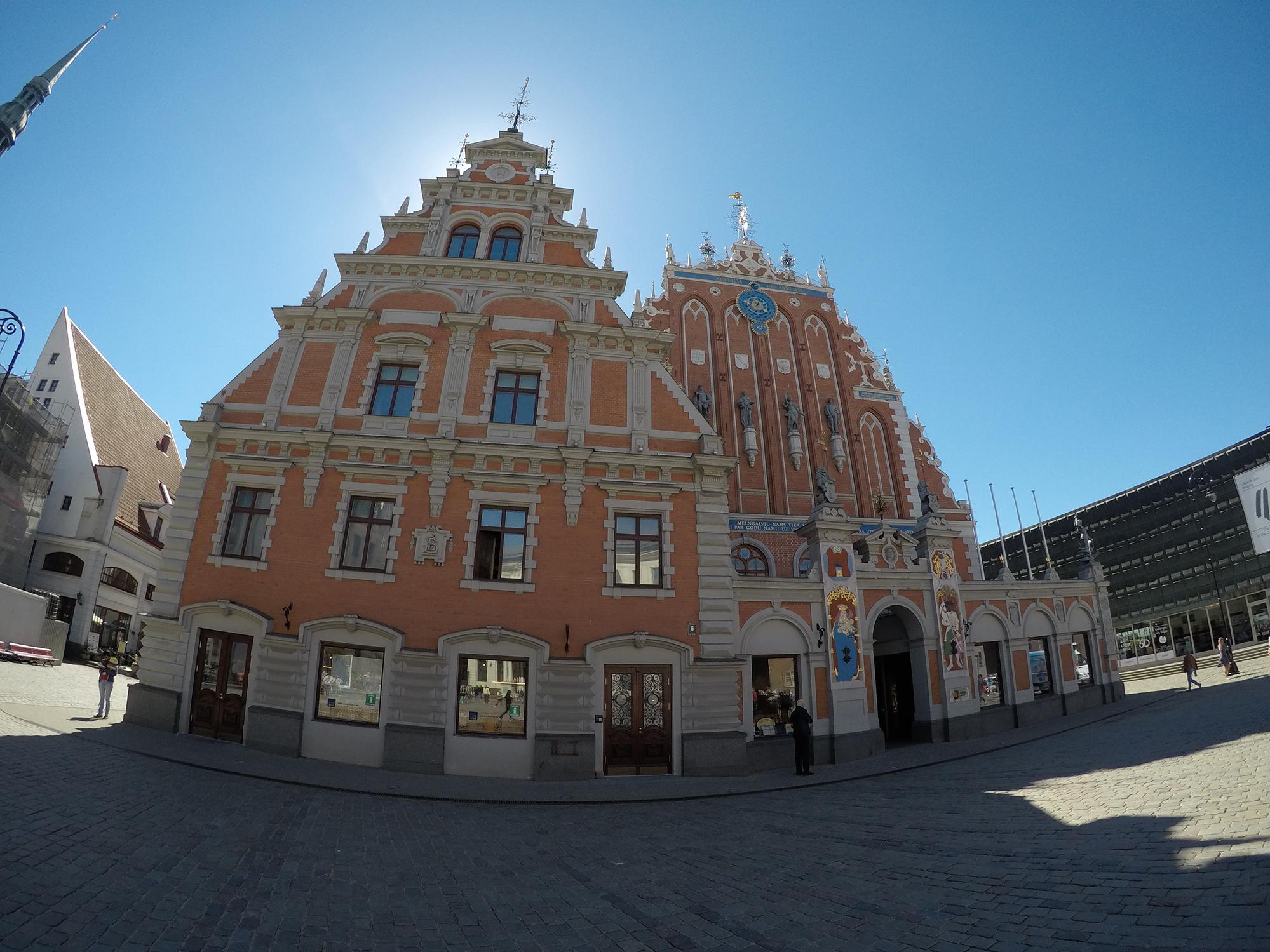 The House of the Blackheads, Rīga