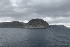 Kinnarodden (Cape Nordkinn), the northernmost point of continental Europe